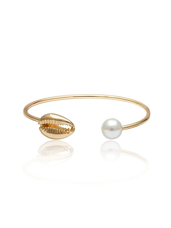 Sweet Pearl Women Female Bracelet
