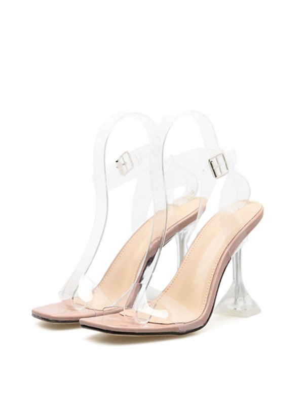 Ankle Strap Open Toe Buckle Sexy Women's Sandals