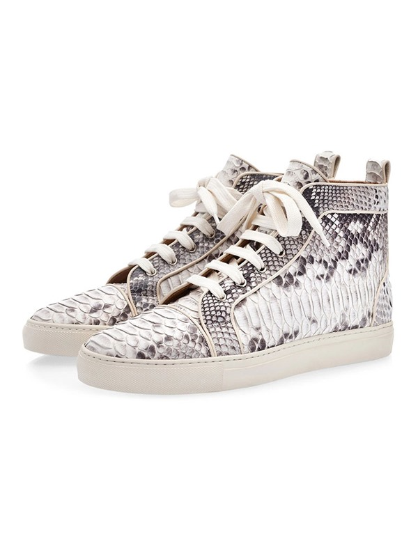 Serpentine High Top Men's Skate Shoes