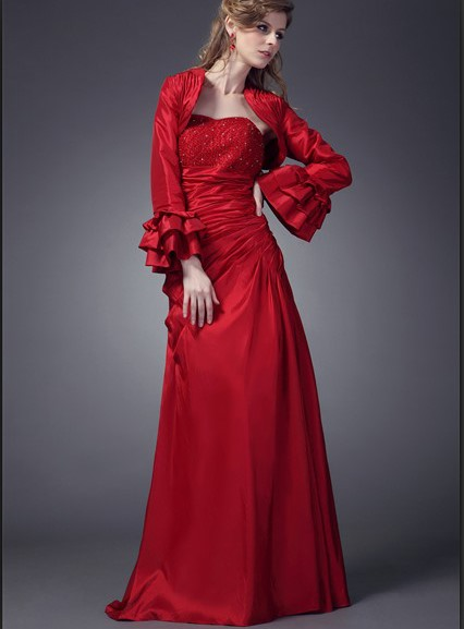 Excellent Long Sleeve Wedding/ Party Jackets/Wraps