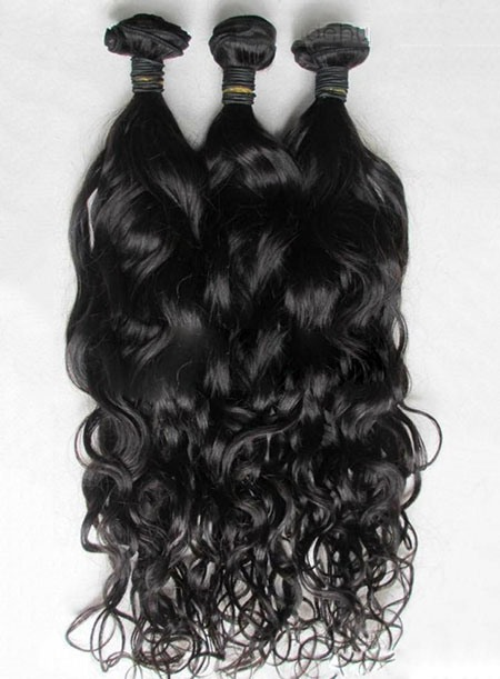 New Human Hair Weave Top Quality 100%Human Hair 1Piece